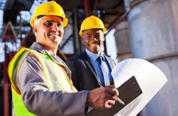 O chão de fábrica é uma das partes mais importantes da indústria